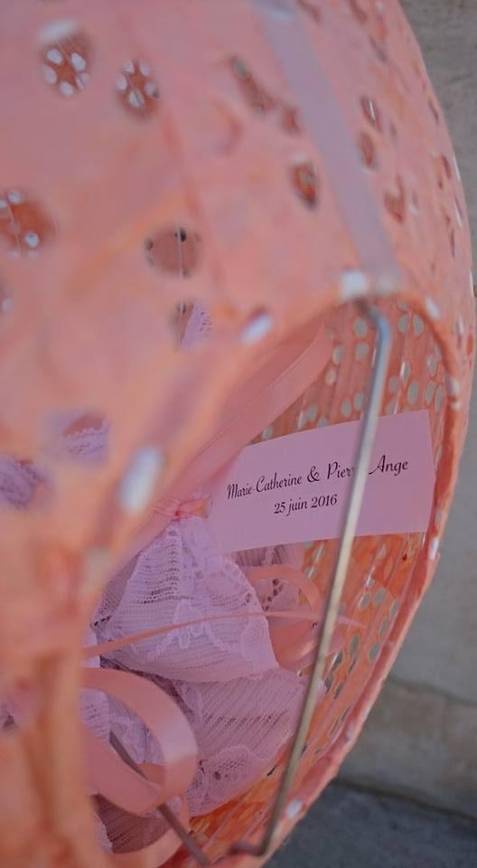 Décoration - cadeaux invités- mariage en Corse