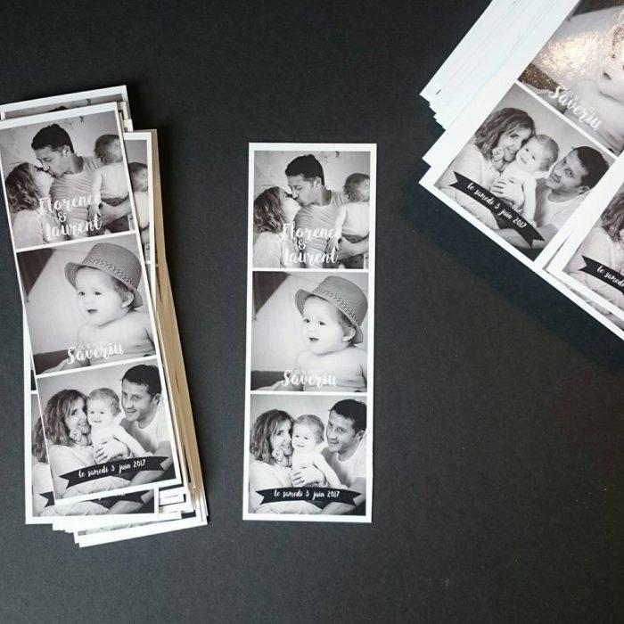 Florence et Laurent - mariage en Corse - photomaton