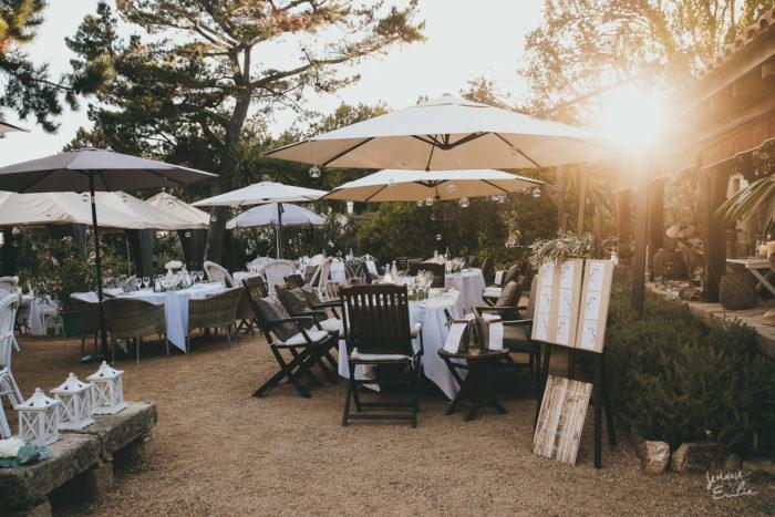 PLAN DE TABLES mariage en Corse byLFDP