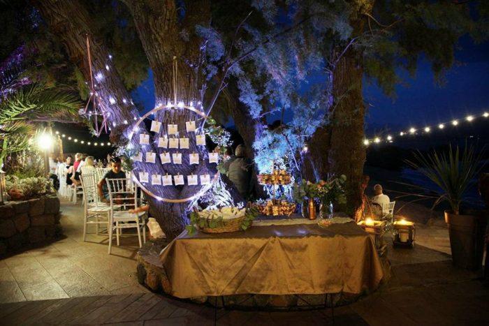 Célia & Jean-Philippe - décoration mariage byLFDP