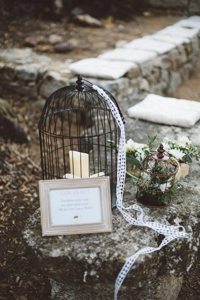 mariage en Corse - papeterie- décoration byLFDP