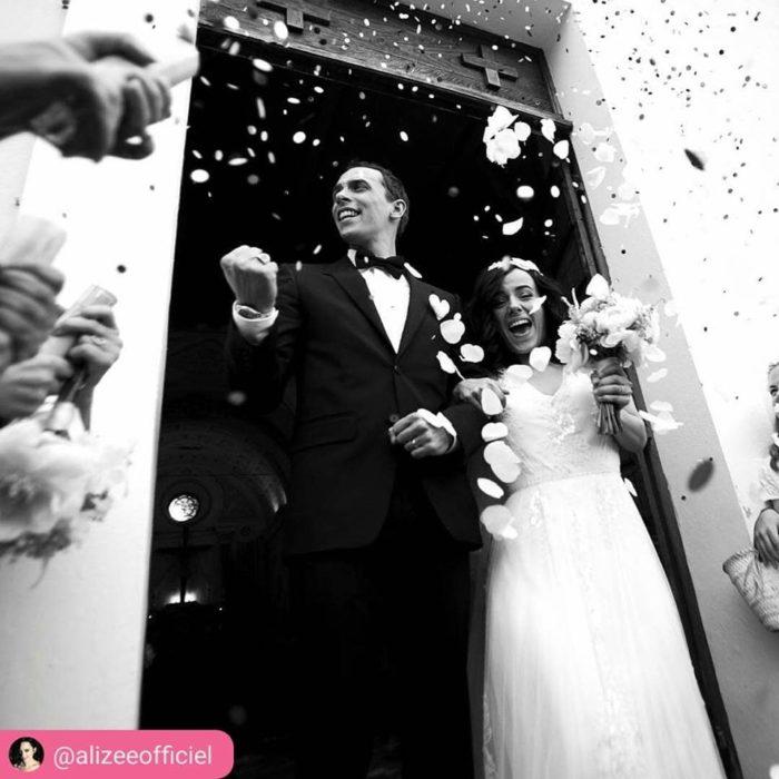Alizée et Grégoire - mariage 2016