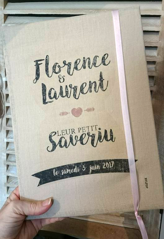 Florence et Laurent - mariage en Corse - LIVRE d'OR