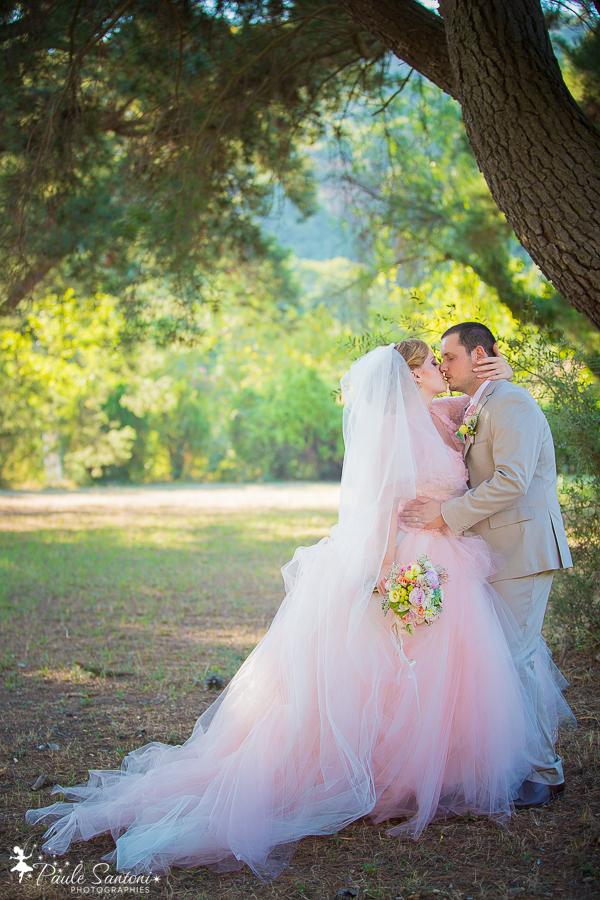 Maeva & Frederic - mariage en Corse