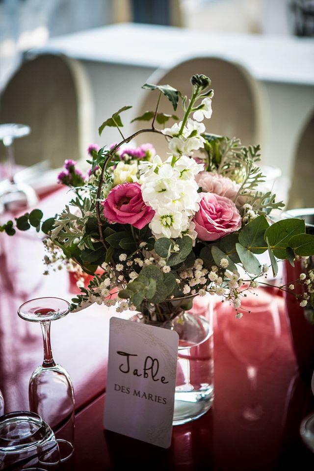 Nom de table - création byLFDP - mariage en Corse