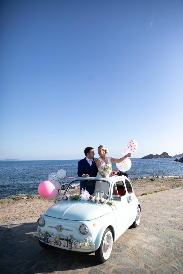Vérane & Ange-François - mariage en Corse