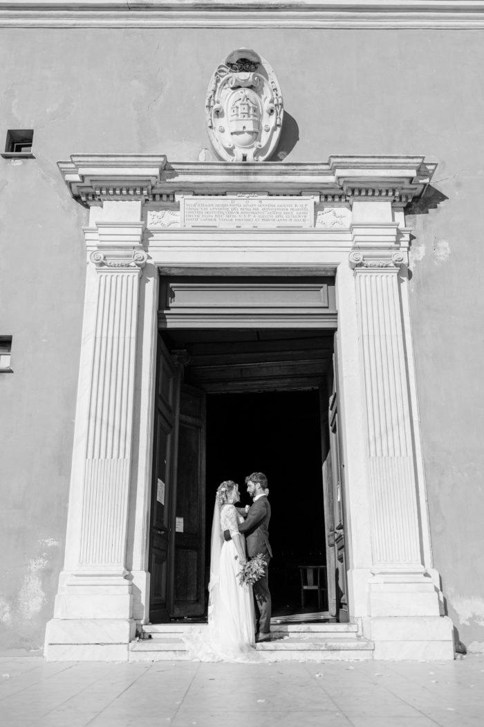 S& M- mariage en Corse - Ajaccio