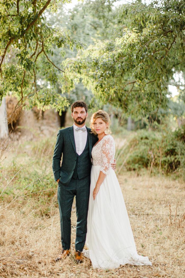 S & M -  mariage en Corse