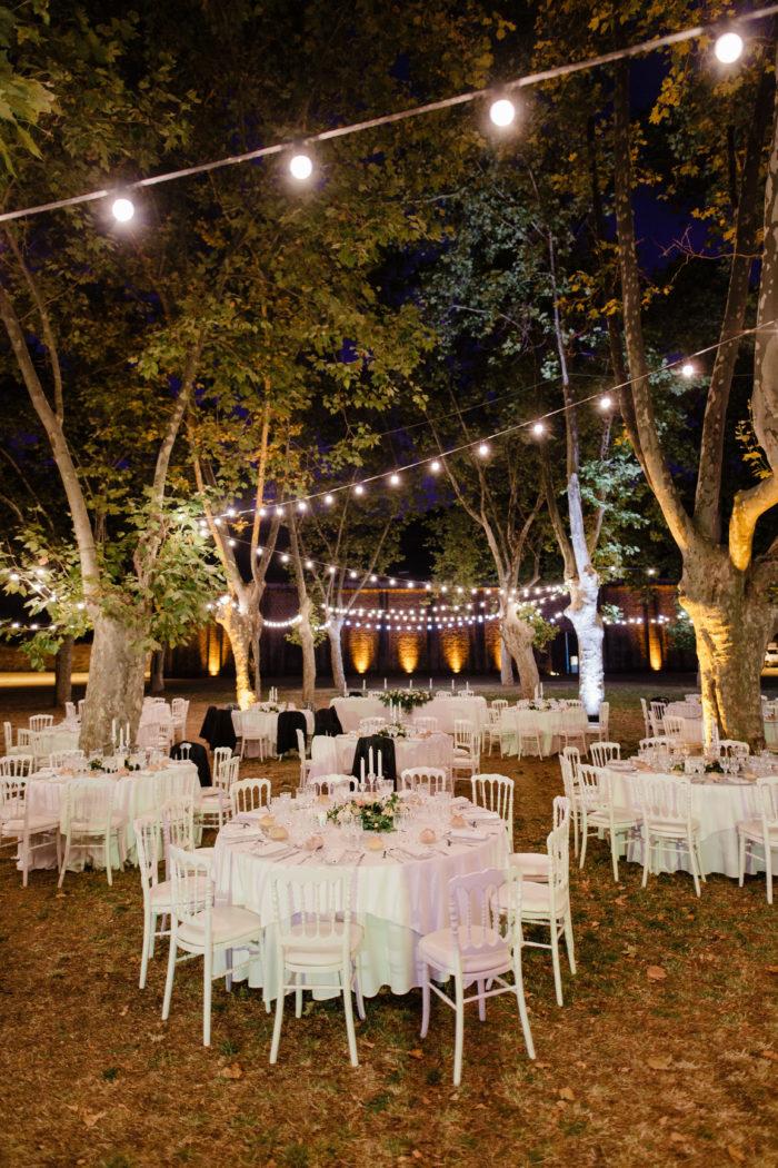 Mariage en Corse- Coti - Décoration de mariage