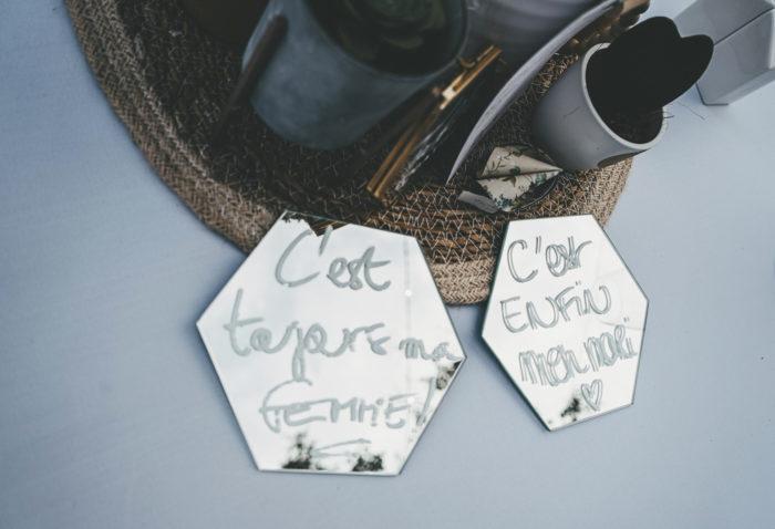 Table des mariés - byLFDP