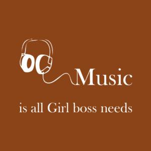 Musique playlist GIRLBOSS