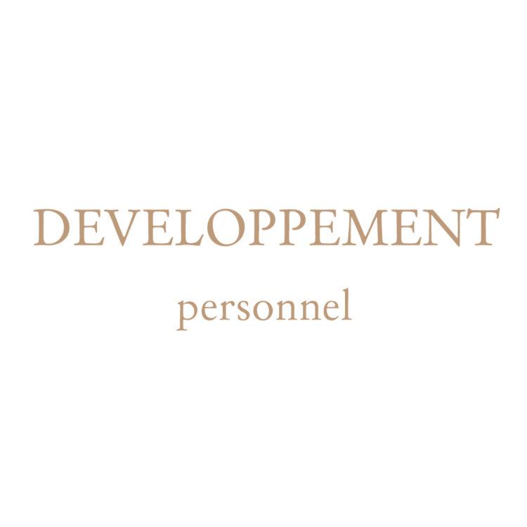développement personnel et entrepreneuriat